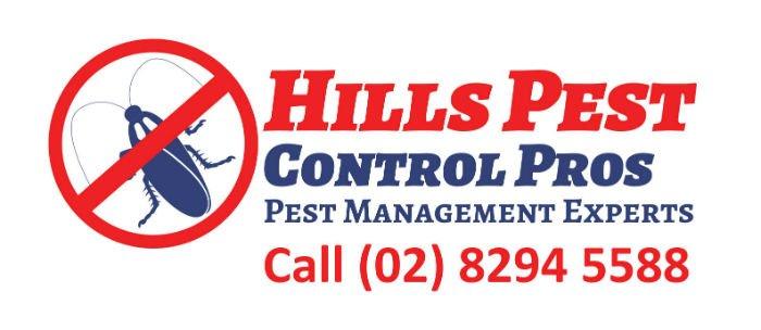 Hills Pest Control Pros Banner Image